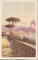 Napoli - Panorama Da Posillipo  - HP1605 - Napoli (Naples)