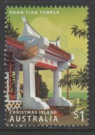 Christmas Island 2006 Christmas Island Heritage Buildings 1 $ Multicoloured SW 585 O Used - Christmas Island