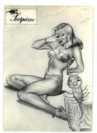 Tematica Humor Zodiaco  Scorpione Non Viaggiata Condizioni Come Da Scansione - Postcards