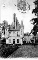 BOURSONNE  Le Château - France