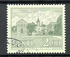 Estland Estonia 1993 Michel 220 Castle Haapsalu Hapsal O - Estonie