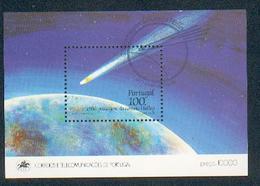 Portugal & Comet Halley Pass 1986 (86) - Astrologie