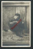 Métiers. Le Petit Marchand D'alumettes.  Circulé En 1903 - Métiers