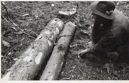 CPA 2478 - MILITARIA - Carte Photo - Eaux Et Fôrets - Garde Forestier - Métiers