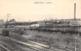 80-CONDE FOLIE-N°2407-B/0377 - France