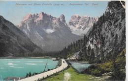 AK 0163  Dürrensee Mit Monte Cristallo ( Ampezzaner Tal ) Um 1909 - Bolzano (Bozen)