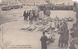 BELLE ILE EN MER,FRANCE OLD POSTCARD (D681) - Belle Ile En Mer
