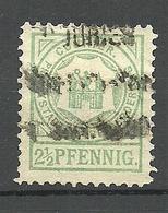 GERMANY O 1890 BREMEN ? Privater Stadtpost Local City Post - Privé