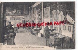 23- FELLETIN - ATELIER DES ARTISTES PEINTRES EN TAPISSERIE-MAISON BOURNARET - PEINTRE CREUSE - Felletin