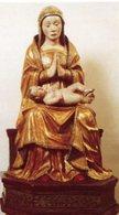 Limone Sul Garda (Brescia) - Santino BEATA VERGINE DELLE GRAZIE (sec. XVI) Chiesa Parrocchiale - PERFETTO P99 - Religione & Esoterismo