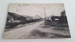 *TREIGNES Entrée Du Village Oblitérée En 1924 - Viroinval