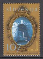 Slovenie Mi 356 Postfris M.n.h. Europa Cept 2001 - Europa-CEPT