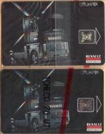 Czechoslovakia - KSTK C-15A/16A, Renault Truck - Galimpex, SC5 SB, 70U/150U, %10,000ex / %50.000ex, 1992, Mint - NSB - Czechoslovakia