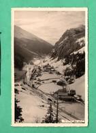 Autriche Austria Osterreich Tirol Gies Col Du Brenner Brennero Chemin De Fer - Österreich