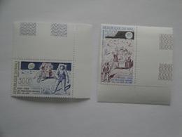 1989 Mali Yv PA 539/41** MNH Conquête De L'espace  Cote 9.00 €  Michel 1117/8 Scott C 548/9 - Mali (1959-...)