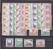 España Nº 2417 Al 2422 - 10 Series - 1931-Hoy: 2ª República - ... Juan Carlos I