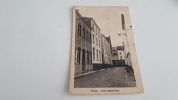 *WAVRE  Ecole Régimentaire Oblitérée  Début 1900 - Wavre