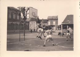 Foto Photo Basket Bal Basketbal (7 X 10,5 Cm) - Sports