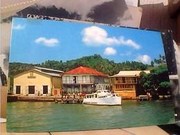 REPÚBLICA DOMINICANA - MUELLE DE SAMANÁ  HARBOR PORTO V1973 HA7950 - Repubblica Dominicana