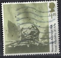 Royaume Uni 2018 Oblitéré Used Sainte Kilda The Great Sea Stacs Par Norman Ackroyd SU - 1952-.... (Elisabeth II.)