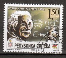 Servie Mi 297 Einstein  Gestempeld Fine Used - Albert Einstein