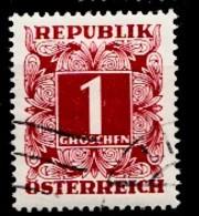 AUTRICHE 1949 Mi.nr.: Tax Nr. 232  Ziffern  Oblitéré-Used-Gestempeld - Postage Due