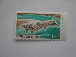 1971 Mali Yv PA 117 ** MNH Faune  Cheval Horse  Cote 3.00 €  Michel 270 Scott C 117  SG 270 - Mali (1959-...)