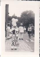 Foto Photo (7 X 10 Cm) Gilles De Binche Kind Enfant - Binche