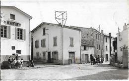AUTHEZAT Rue Principale Et Mairie - France