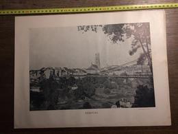DOCUMENT SUISSE FRIBOURG - Vieux Papiers