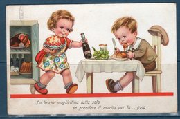 Cartolina Umoristica - Humor