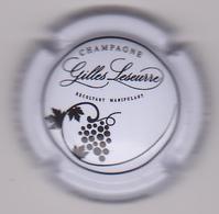 Capsule Champagne LESEURRE Gilles ( Nr ; Blanc Et Noir ) Nouvelle {S08-19} - Champagne