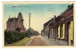 CPSM Colorisée Wintam Près Bornem Belgique Belgie Eg De Jonghestraat éditeur J Polfielt - Bornem