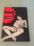 Ancienne Revue Pour Adultes International SM Quarterly Bizar 4 Danemark 70s - Livres, BD, Revues