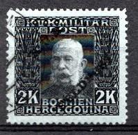 AUTRICHE - Ungarische Feldpost 1915 Mi.nr.: 18 Kaiser Franz Joseph I  Oblitéré-Used-Gestempeld - Autriche