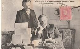 Algésiras - M. Revoil Dans Son Cabinet De Travail - M. Le Commandant Codet - Espagne