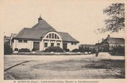 Homburg - Landeskrankenhaus, Theater U. Direktionsgebäude - Other