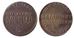 03699 GETTONE TOKEN JETON AZIENDALE ADVERTISING SEMPERIT TRAISKIRCHEN - Allemagne