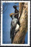North Korea 1978 - Bird : Tristan Woodpecker ( Mi 1794 - YT 1506 ) - Corée Du Nord