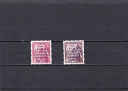 España Nº 1088 Al 1089 Oxido Ver Foto - 1951-60 Neufs