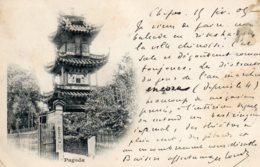 PAGODA - Chine