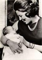 CPM Prinses Beatrix En Prins Constantijn DUTCH ROYALTY (810994) - Familles Royales