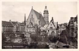 Leipzig Thomaskirche 1936 - Leipzig