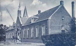 Burght : Maison Communale - Zwijndrecht