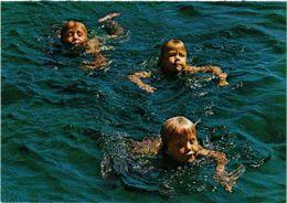 CPM De Prinsjes Willem Alexander,Friso En Constantijn DUTCH ROYALTY (811123) - Familles Royales