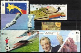 Argentina Has Many Interesting Postage Stamps - Timbres