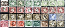 Bavaria Has Many Interesting Postage Stamps - Timbres