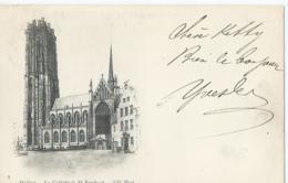Mechelen - Malines - 3 - La Cathédrale St-Rombaut - ND Phot. - 1900 - Mechelen