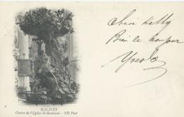 Mechelen - Malines - 9 - Chaire De L'Eglise St-Rombaut - ND Phot. - 1900 - Mechelen