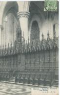 Mechelen - Malines - Eglise St-Rombaut - Les Stalles - L.L.B.  N. 84 _ 1903 - Malines